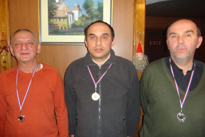 Zoranu Ivanoviću Božićni cuger 2017.