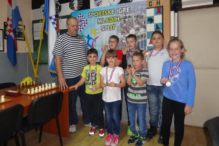 Najbolji kadeti kvalifikacijskog turnira idu na Sportske igre mladih
