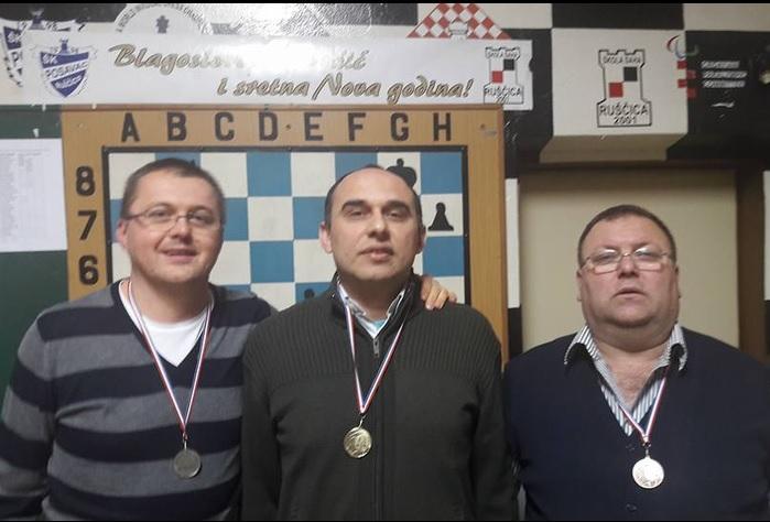 """Zoran Ivanović (ŠK Posavac) osvojio turnir """"Sveta Lucija 2016."""