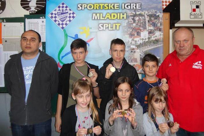 Na Sportske igre mladih će Marija Knežević i Danijel Kovačević