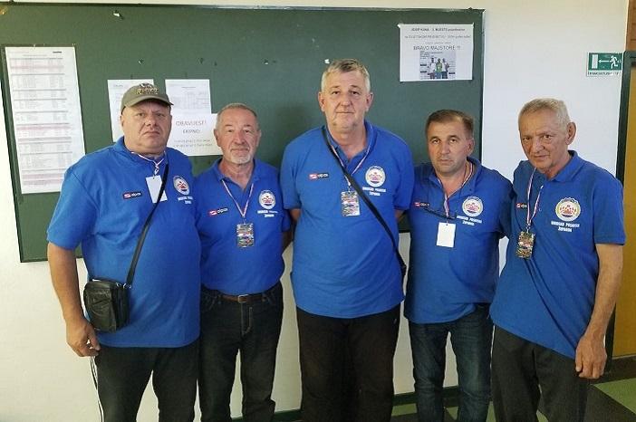 Žarko Grgić zlatni na veteranskim igrama branitelja