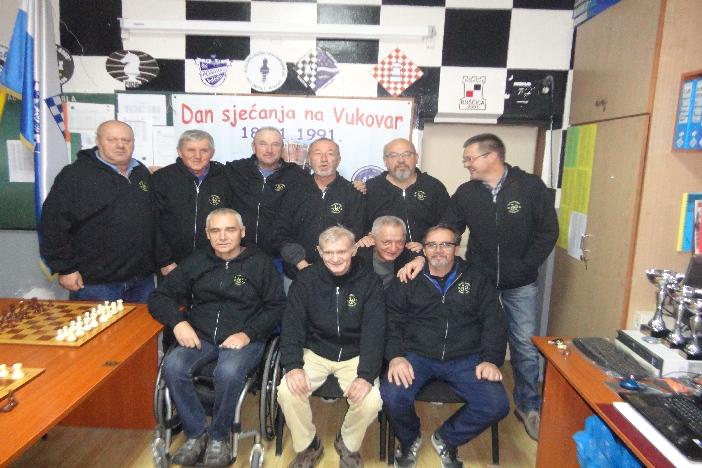 """Šahovski klub invalida """"Hvidra- Brod"""" plasirao se u 3. HŠL-Istok za 2018."""