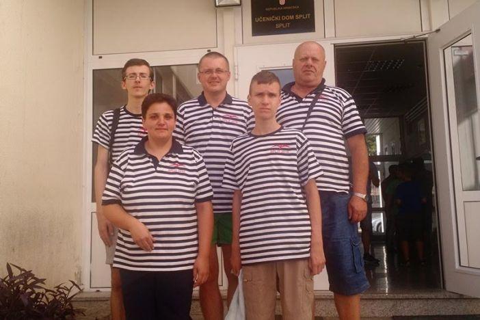 Mladi šahisti na Sportskim igrama mladih u Splitu