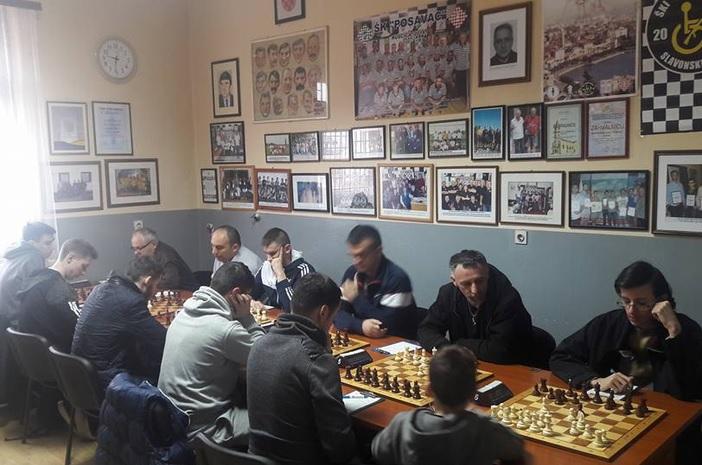 Šahisti odradili treće kolo u 3. Hrvatskoj šahovskoj međužupanijskoj ligi