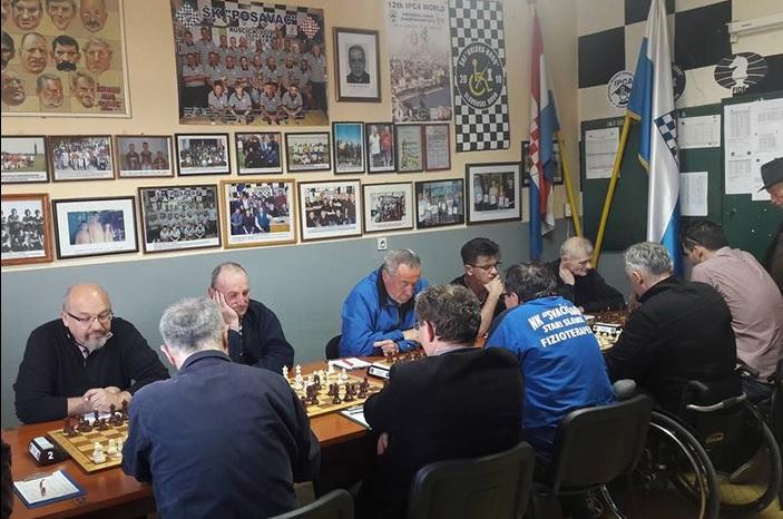 ŠAH Hvidra uvjerljiva u 4. ligu, Kralj slavio u županijskom derbiju 3. lige