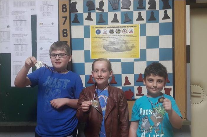 Ivano Pejić osvojio Uskrsni šahovski turnir