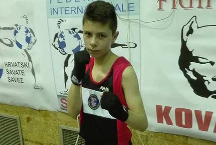 Leonardo Lovrić pobjednik je Svjetskog kupa u Savateu
