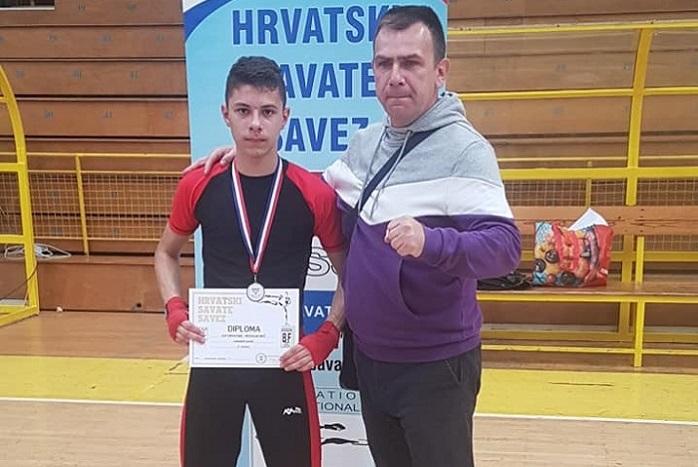 Brođanima dva srebra na turniru u savate boksu