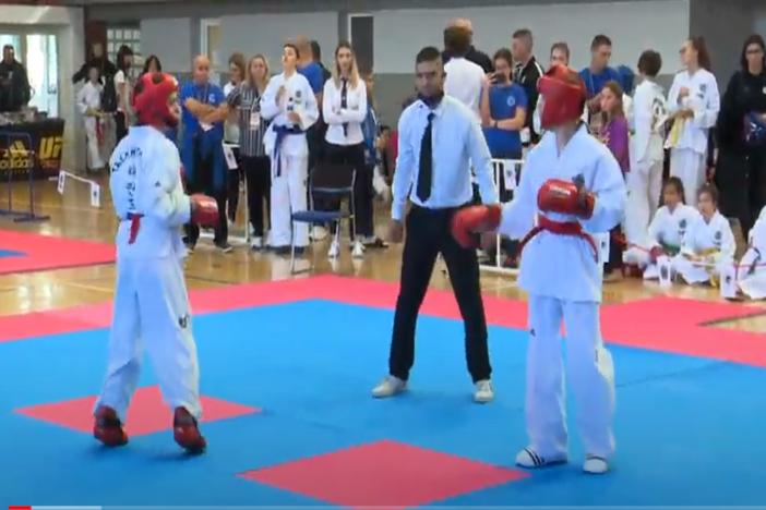 Taekwondo prvenstvo Hrvatske održano u Slavonskom Brodu