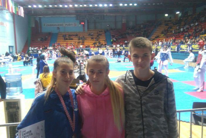 Lucija Abramović srebrna na Croatia Openu
