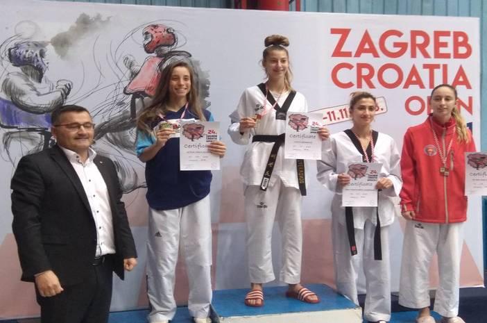 Lucija Abramović osvojila zlato u kategoriji seniorki