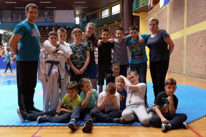 Članovi Taekwondo kluba Brod ovog vikenda nastupali na natjecanjima od Susedgrada do Moskve