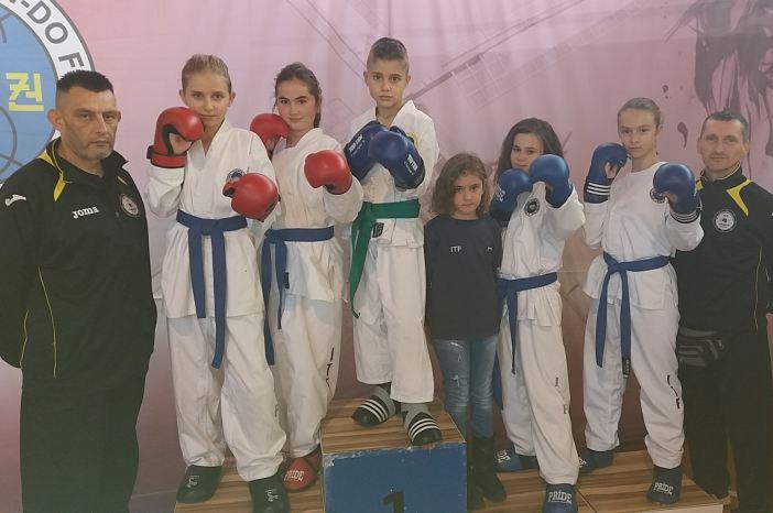 """""""Ge-Baek"""" na turniru u Srbiji osvojio čak 11 zlatnih, 4 srebrne i 4 brončane medalje!"""