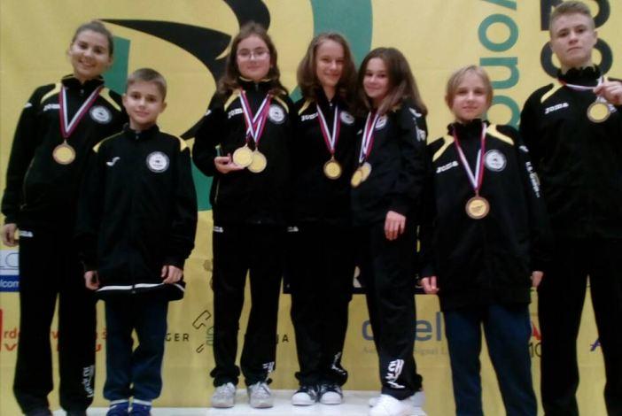 Sjajni rezultati Ge-Baeka na natjecanju u Sloveniji