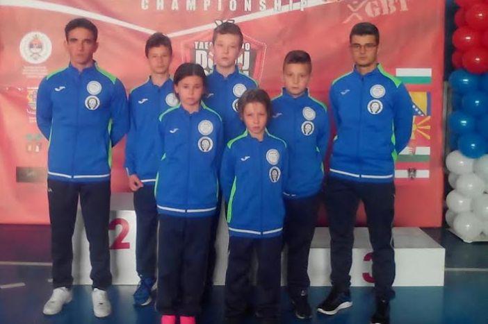 Odličan nastup Alfi na jakom turniru u Doboju