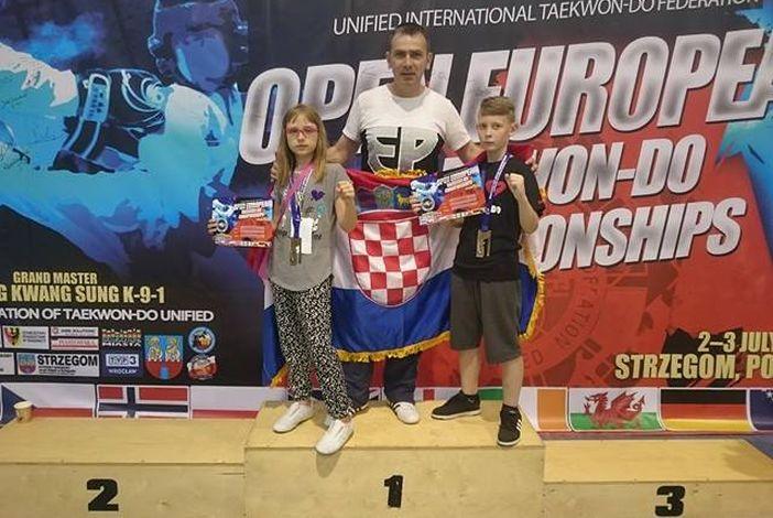Dva europska zlata u Slavonskom Brodu