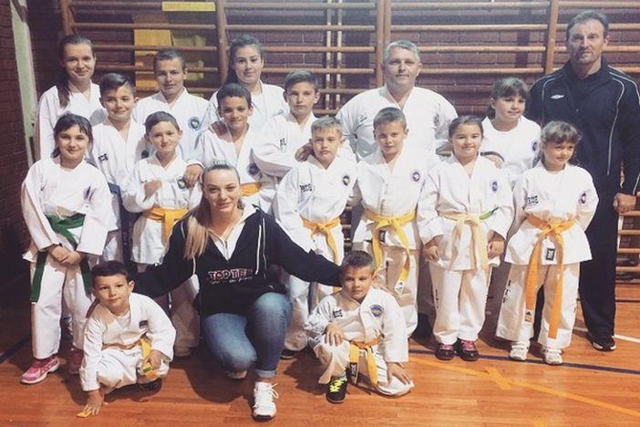 "Taekwon-do klub ""Semper fidelis"" uspješan na međužupanijskom natjecanju"