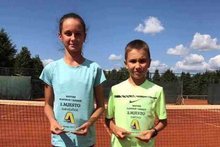 Ivona osvojila i regionalni Masters, Franu 2. mjesto