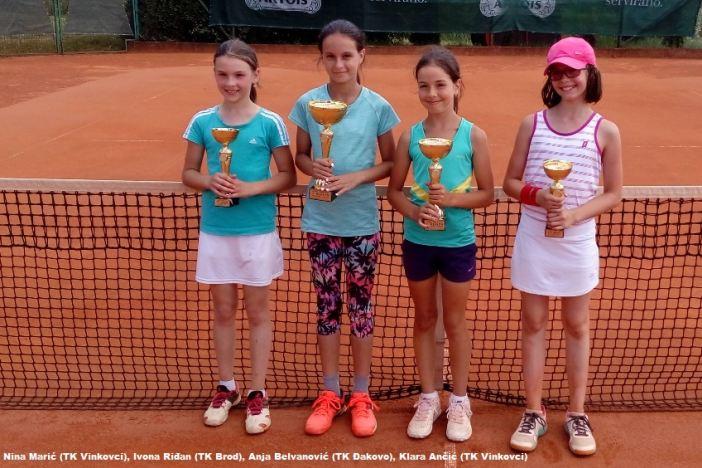Još jedan osvojeni turnir u nizu Ivone Riđan
