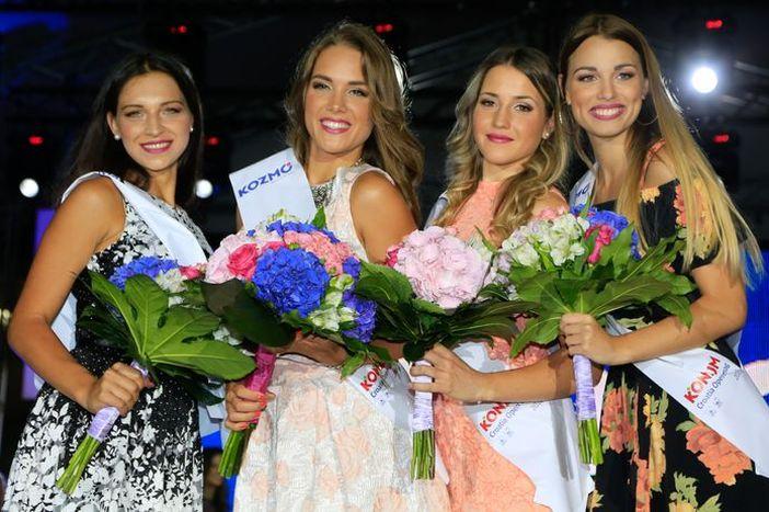 Novogradiščanka Mia Pojatina izabrana za miss na ATP teniskom turniru