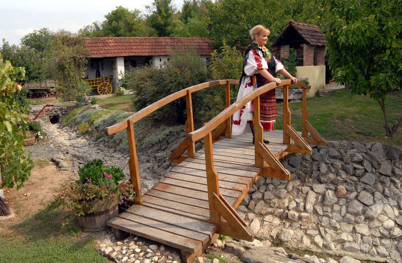 Odmor za dušu:  eko-etno selo Stara Kapela