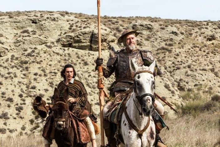 """035portal i Cinestar vode vas u kino na film """"Čovjek koji je ubio Don Quijotea"""""""