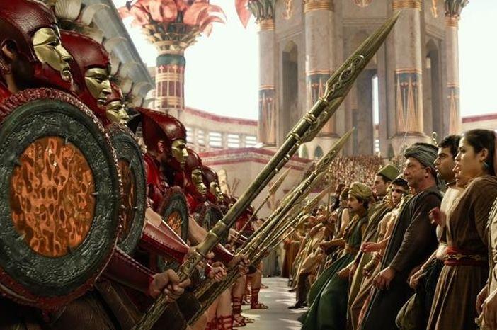 Dobitnici ulaznica za film Bogovi Egipta 3D