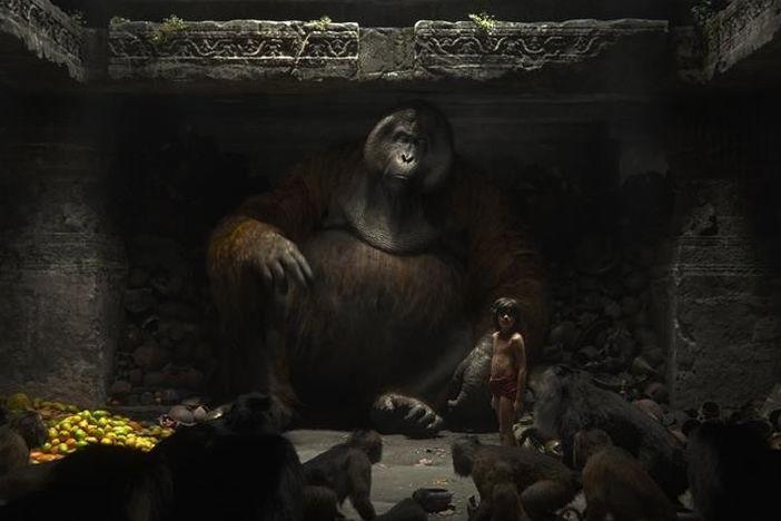 Dobitnici ulaznica za film Knjiga o džungli