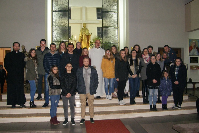 Uoči početka Korizme, duhovna obnova u župi Krista Kralja u Brodskom Varošu