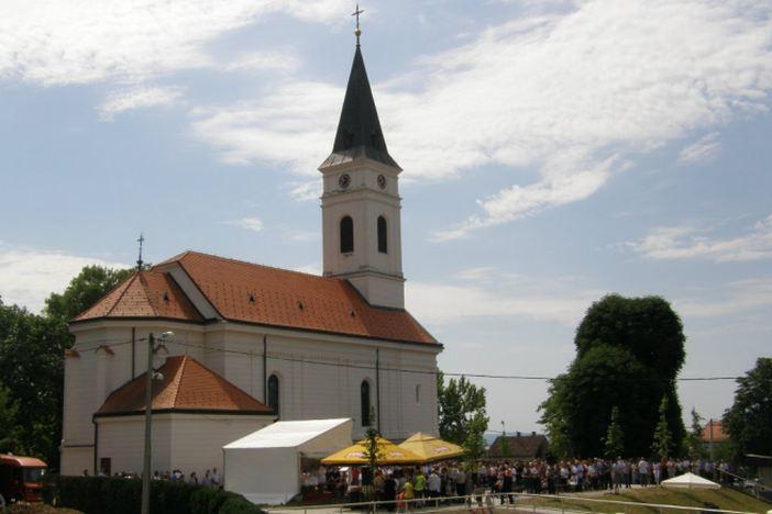 Svetkovina sv. Antuna Padovanskog u Podvinju