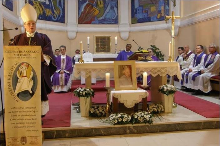 Održana misa zadušnica za pokojnog p. Alberta Thielemeiera