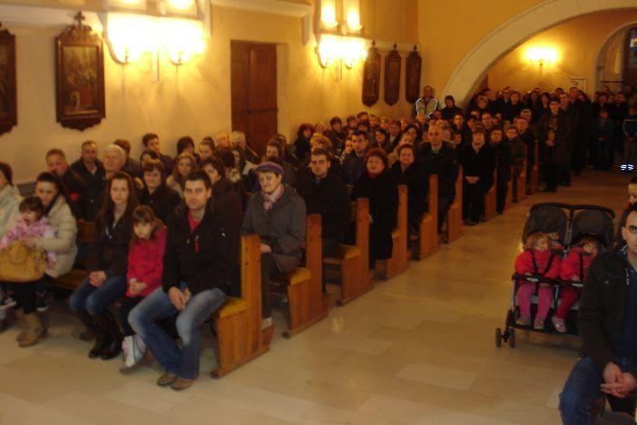 Duhovna obnova za branitelje u Slavonskom Brodu