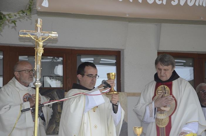 Obilježena 180. obljetnica Župe Srca Marijina u Foči
