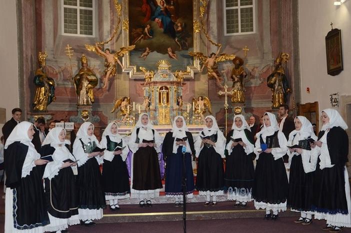Korizmeni koncert u franjevačkoj crkvi