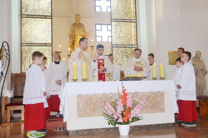 Svetkovina Krista Kralja u Brodskom Varošu