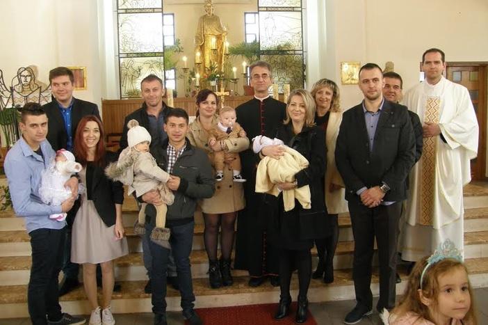 Proslavljena svetkovina Krista Kralja u župi Brodski Varoš