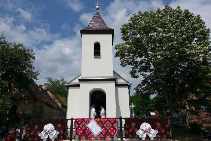 Blagoslov obnovljene crkve Bl. Djevice Marije u Oriovčiću