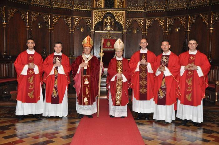 Prezbitersko ređenje i proslava nebeskih zaštitnika Grada Đakova