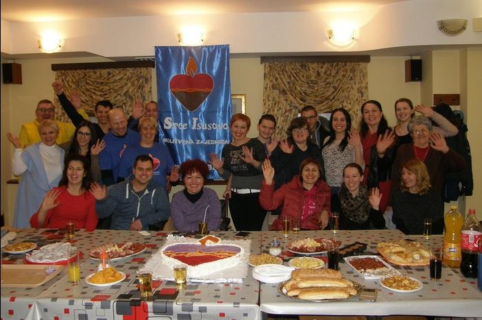 Molitvena zajednica Srce Isusovo u Slavonskom Brodu proslavila prvi rođendan