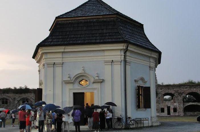 Proslava sv. Ane, zaštitnice kapele u brodskoj Tvrđavi