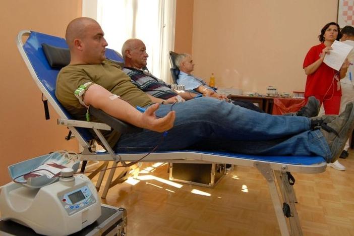 Daruj krv, spasi život!