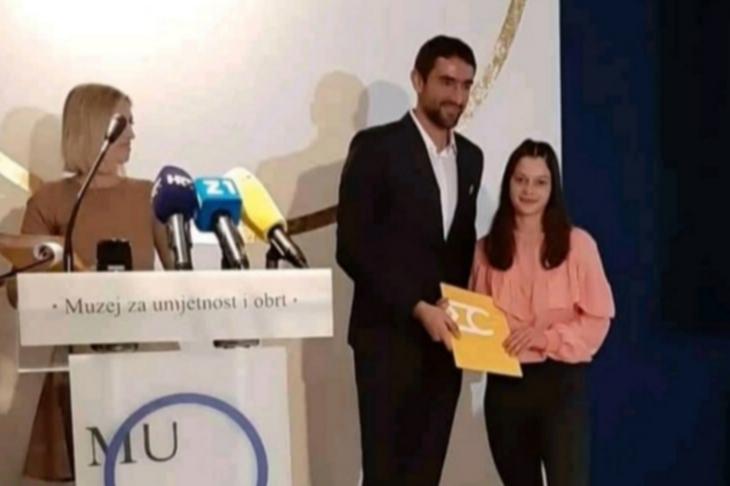 Brođanki Antoneli Orkić stipendija zaklade Marin Ćilić