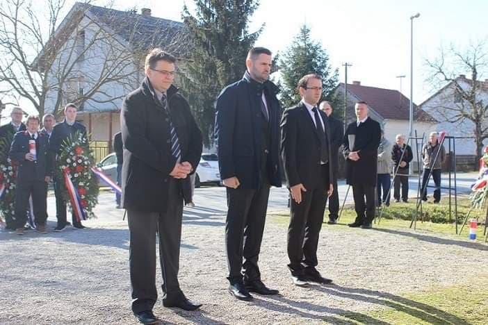 Obilježena 85. obljetnica stradanja Sibinjskih žrtava