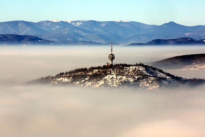 Sarajevo, grad s najvećim onečišćenjem zraka u na svijetu