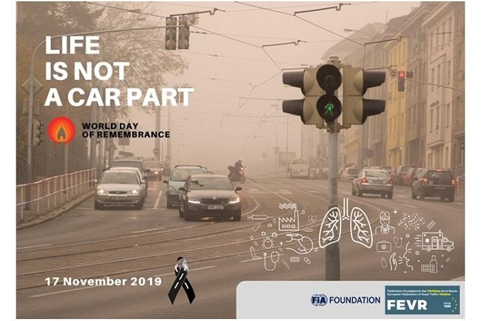 U Novoj Gradiški obilježen Svjetski dan sjećanja na žrtve prometnih nesreća
