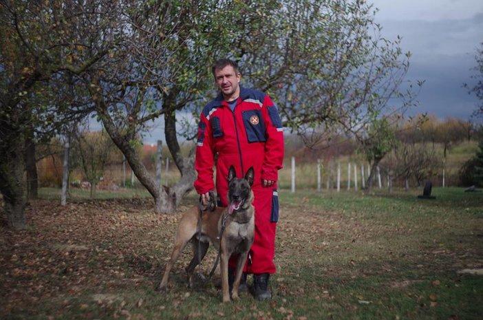 HGSS Stanica Slavonski Brod ponosna na svoje članove Peru Petrića i ovčara Quicka