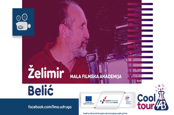 Poznati redatelj Želimir Belić dolazi u Slavonski Brod