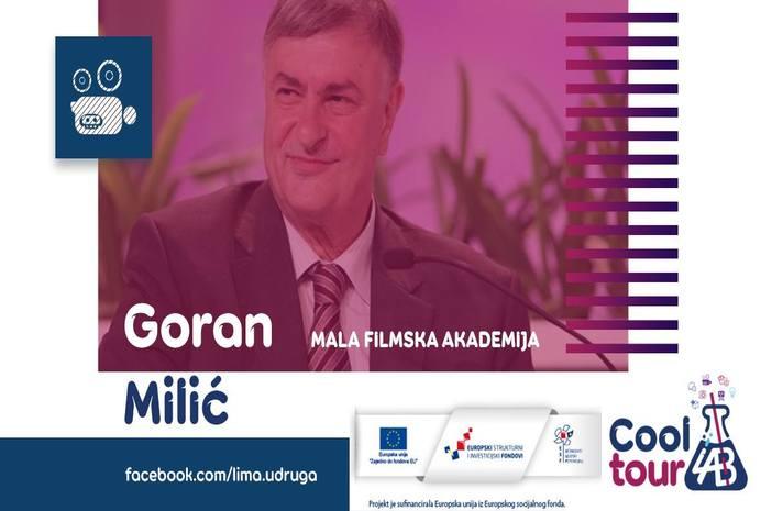 Goran Milić stiže u Slavonski Brod!