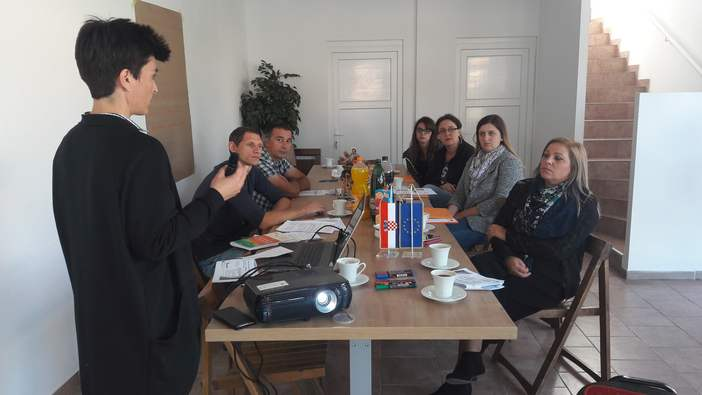Održana edukacija o menadžmentu volontera