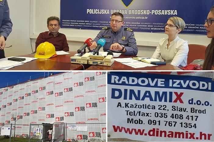 Policijska postaja u Mažuranićevoj iz G energetskog razreda prelazi u C